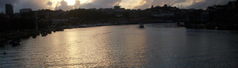 Im Hafen von Porto